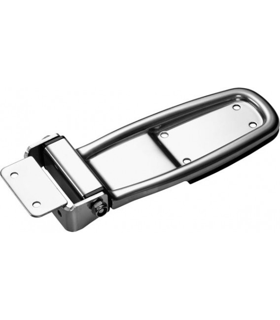 SAR HINGE WITH HINGE BRACKET SQUARE