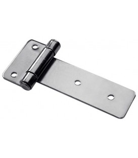 FLAT SHORT VENTILATION HINGE