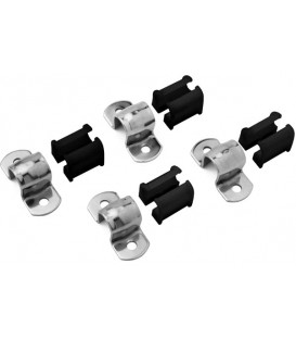KIT TUBE CLAMPS (4)