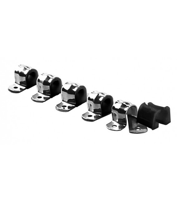KIT TUBE CLAMPS 20 (5)