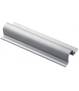 ALUMINIUM-ROHR-ABDECKUNG 20 mm (LOS 6M)