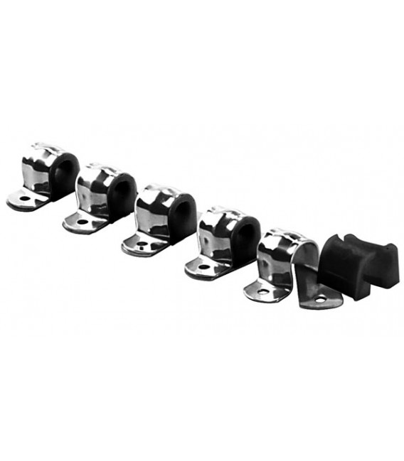 KIT TUBE CLAMPS (5)