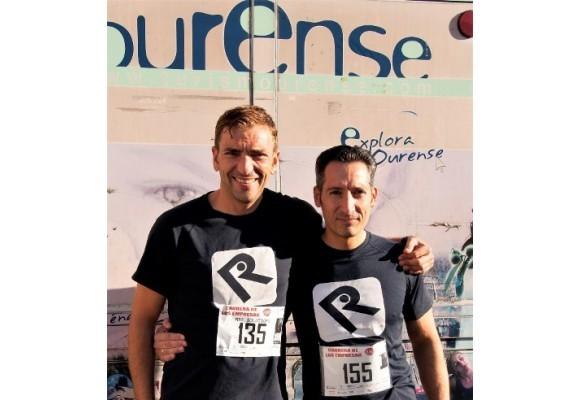 Mañana deportiva en Ourense