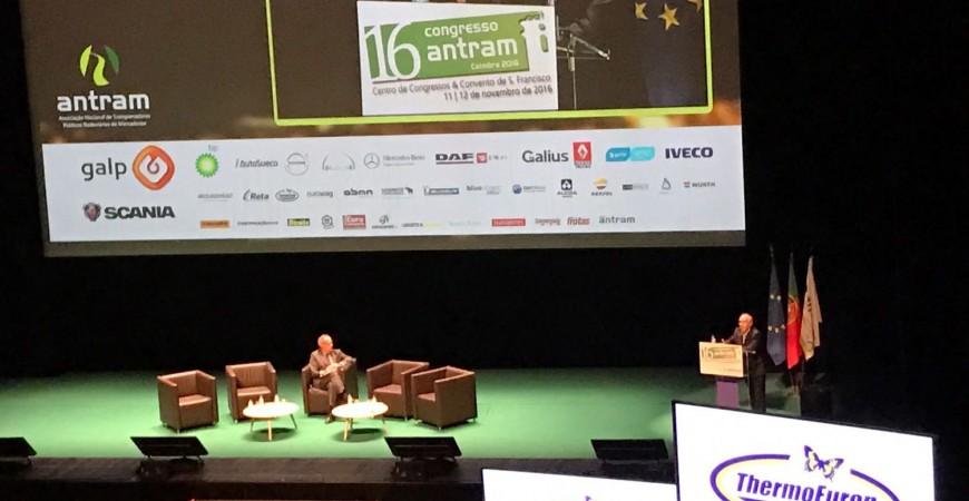 16 Congreso Antram, Portugal
